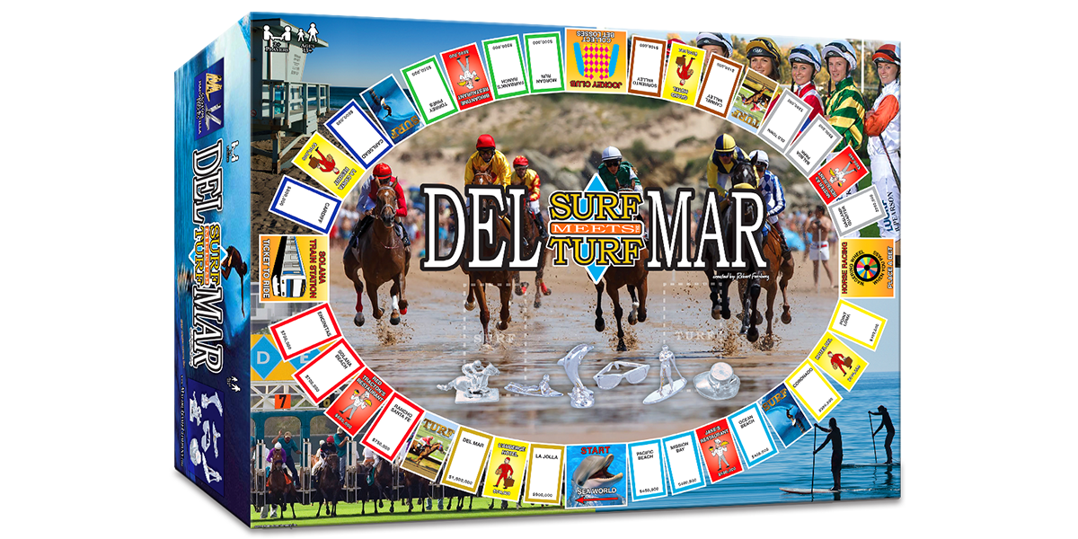 Del Mar Board Game