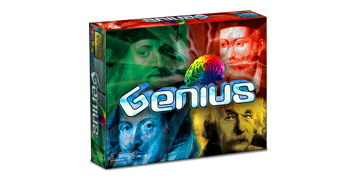 Genius Card Game